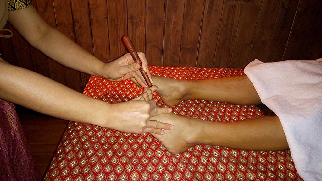 massage thai lyon reflexologie plantaire