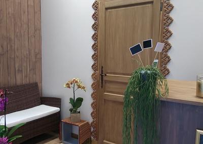 massage thai salle d'attente