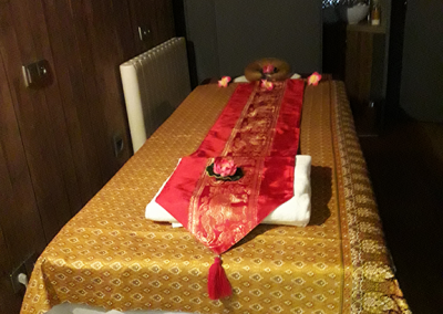 massage thai lit de massage traditionnel