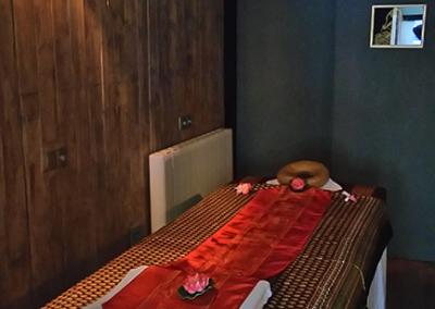 massage thai lit de massage duo