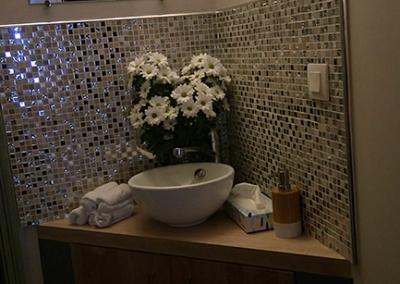 massage thai salle d'eau